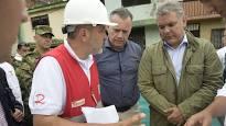 Gobierno Nacional aportará 10 mil millones de pesos a Pereira y 8 mil millones al resto de Risaralda para mitigación de riesgos, anunció el Presidente Duque