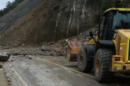 No solo es la vía al Llano: otras seis carreteras están cerradas por invierno en el país  Pulzo Noticias