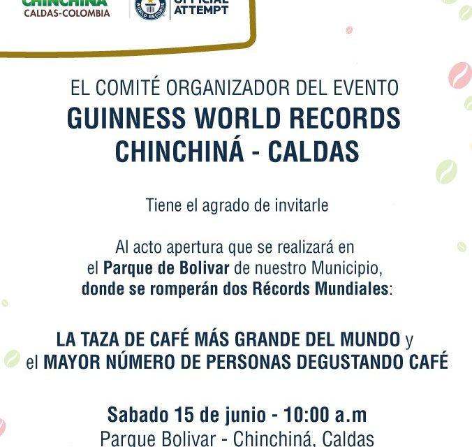 LA TAZA DE CAFE MAS GRANDE DEL MUNDO