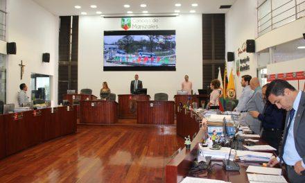 Concejales de Manizales conocieron los procesos y resultados de los diferentes tributos del Municipio