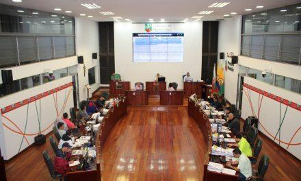 Concejales de Manizales conocieron los aspectos técnicos y priorización del mantenimiento de las vías del Municipio