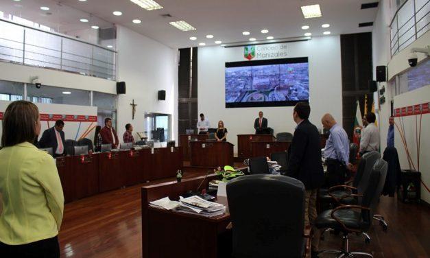 Fue aprobada la modificación de Rentas y Gastos del Municipio de Manizales por 10 mil 200 millones de pesos