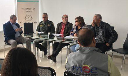 16 MIL 777 CALDENSES HAN INSCRITO SU CÉDULA EN EL DEPARTAMENTO PARA LAS ELECCIONES DEL PRÓXIMO 27 DE OCTUBRE. EN COMITÉ DE SEGUIMIENTO SE REVISARON SUPUESTAS IRREGULARIDADES CON PUBLICIDAD POLÍTICA