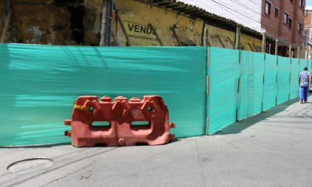 En riesgo algunas casas del Centro Histórico de Rionegro