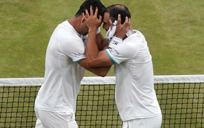Junto a la Vicepresidenta, Presidente Duque felicita a Cabal y a Farah por entrar en la historia del tenis mundial, al coronarse campeones en Wimbledon