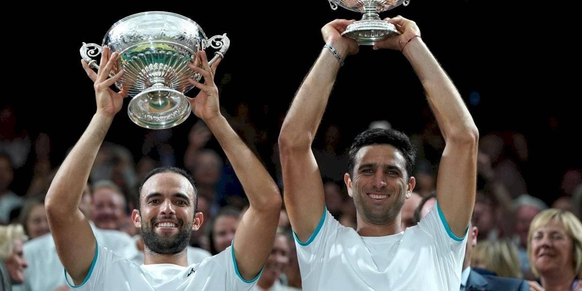 Presidente Duque condecoró a los tenistas colombianos Juan Sebastián Cabal y Robert Farah con la Orden Nacional al Mérito