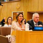 'En Colombia, la Alianza por la Nutrición tiene dos objetivos: erradicar las muertes por desnutrición y aportar conocimiento y nuevas estrategias para la seguridad alimentaria': Primera Dama, María Juliana Ruiz