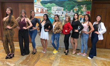 ELEGIDAS REINAS ANFITRIONAS DE LA FERIA DE MANIZALES 2020