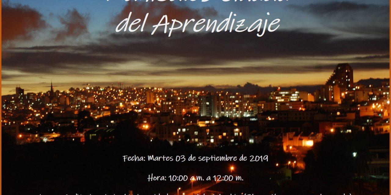 Invitación II Foro Manizales Ciudad del Aprendizaje