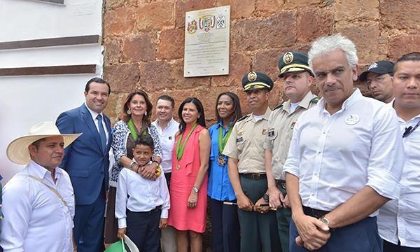 Gobierno Nacional construye monumento en homenaje a los héroes de la Batalla del Pienta