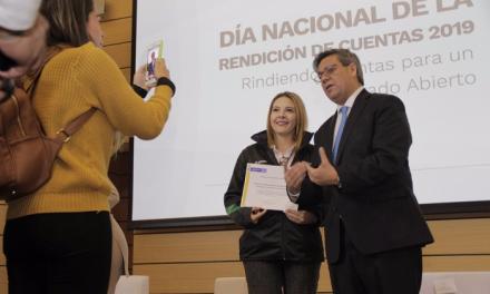 Gobierno Nacional exaltó las mejores estrategias para rendir cuentas a la ciudadanía