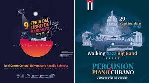 Inició la Feria de Libro de Manizales ● XIV Semana ambiental