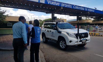PERSONERÍA DE MANIZALES EN LA FRONTERA CON VENEZUELA