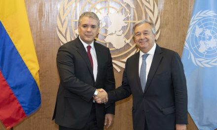 Colombia ratifica ante la ONU su compromiso para reducir siniestros viales desde la infancia