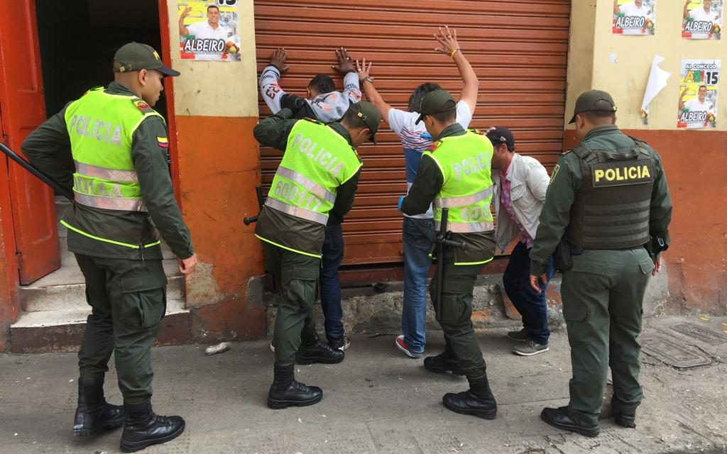 """BALANCE OPERATIVO PUENTE FESTIVO """"ASCENSION DE LA VIRGEN"""" SEGURIDAD EN MANIZALES Y VILLAMARIA"""