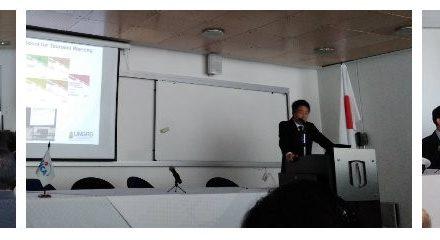 COLOMBIA SE FORTALECE EN LA RESPUESTA A EVENTOS DE ACTIVIDAD SÍSMICA, VOLCÁNICA Y DE TSUNAMI CON EL APOYO DE JAPÓN