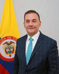 Datos de Mintrabajo  con el viceministro de Relaciones Laborales- Carlos Alberto Baena