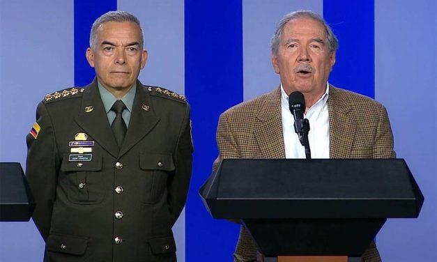 Gobierno Nacional presenta estrategia para fortalecer la seguridad ciudadana y enfrentar los delitos que afectan a los colombianos