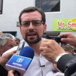 Comunicado de prensa Luis Carlos Velásquez