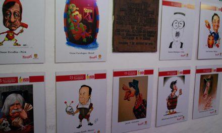 EDICIÓN 95 COLOMBIA MÁS POSITIVA RIONEGRO-Festival del humor gráfico en el Oriente Antioqueño