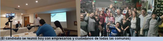 A VOTAR CON RESPONSABILIDAD EN LAS ELECCIONES DEL 27 DE OCTUBRE INVITÓ A LOS CIUDADANOS DE CALDAS, EL CANDIDATO A LA GOBERNACIÓN ANGELO QUINTERO.