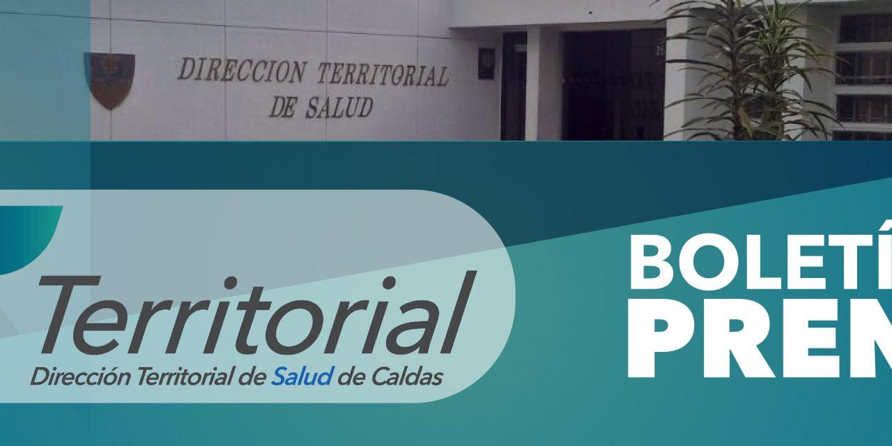 DIRECCION TERRITORIAL FR SALUD DE CALDAS