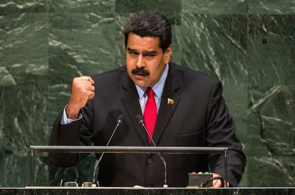 Maduro no quiere quedarse atrás y dice tener un «garganta profunda» que espía a Colombia