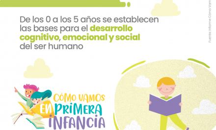 Invitación: Presentación Informe Primera Infancia
