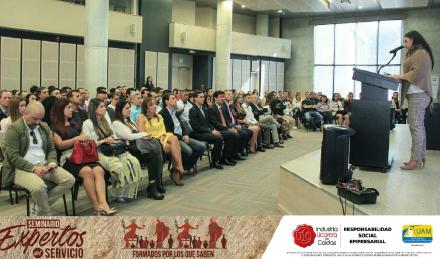 BOLETÍN: 120 personas se graduaron de seminario Expertos del Servicio de la ILC y la U. Autónoma