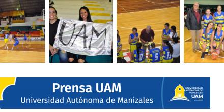 La UAM, campeona del Torneo Universitario de Baloncesto Femenino