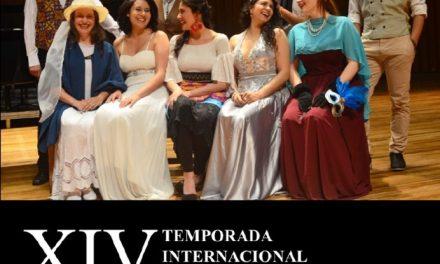 Sexto concierto de la XIV Temporada Internacional Música de Cámara