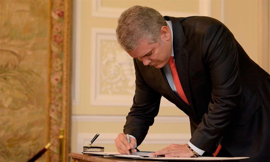 Ampliación / Con alcaldes electos, Presidente Duque dio inicio a la Gran Conversación Nacional, que busca avanzar en la construcción de políticas para cerrar las brechas sociales en Colombia