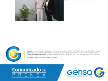 GENSA COMUNICACIONES