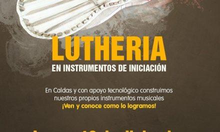 LUTHERIA EN INSTRUMENTOS DE INICIACION