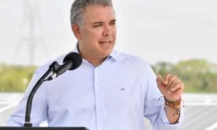 Presidente Duque participará este lunes en nueva jornada de entrega de microcréditos a comerciantes de El Gran San y El Madrugón, en Bogotá, afectados por el Paro Nacional