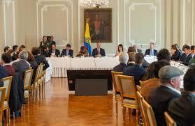 Gobierno anunció su disposición de adelantar una mesa paralela con el Comité Nacional del Paro y pidió que se suspenda la convocatoria del 4 de diciembre