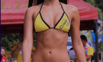Angie Vanesa Arbeláez García, en representación de Armenia, fue elegida como la nueva Chica Cristal 2020