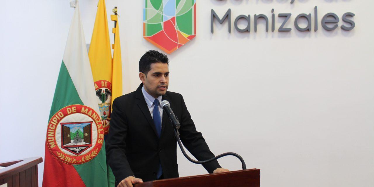 Manizales cuenta con nuevo Personero Municipal
