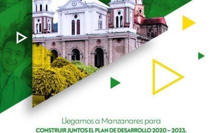 CONSTRUYENDO EL PLAN DE DESARROLLO DE CALDAS