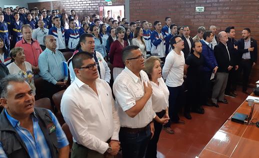 EN EL COLCRISTO SE HABLÓ DE RESULTADOS Y PROYECCIONES EN EDUCACIÓN