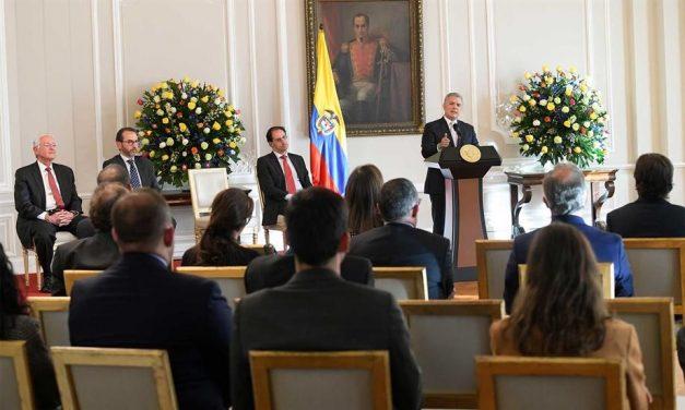 Presidente Duque pide a los floricultores acelerar la Agenda 2030 para el sector, generando más empleo para los colombianos
