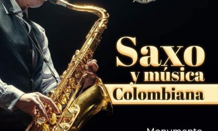 SAXO Y MUSICA COLOMBIANA