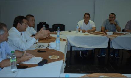 ALCALDES DEL ALTO OCCIDENTE PLANTEAN PROYECTOS REGIONALES PARA EJECUTAR CON EL COMITÉ DE CAFETEROS DE CALDAS