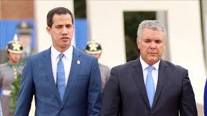 Presidente Duque dijo que presencia de Juan Guaidó en el discurso de Estado de la Unión, pronunciado por Donald Trump, es un 'mensaje unívoco y bipartidista' de respaldo al Presidente interino de Venezuela y al fin de la dictadura en ese país