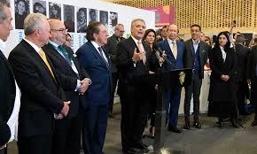 Nuestra meta en 2020 es duplicar la capacidad crediticia de las entidades del Gobierno para apoyar a los emprendedores del sector del calzado, dijo el Presidente Duque