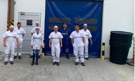 11.200 litros de alcohol glicerinado ha entregado la Industria Licorera de Caldas a hospitales e instituciones de la región