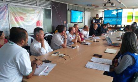GOBERNACIÓN DE CALDAS INSTALÓ EL PUESTO DE MANDO UNIFICADO (PMU) PARA ACTIVAR LOS PROTOCOLOS DE PREVENCIÓN FRENTE AL CORONAVIRUS. ADEMÁS, REPRESENTANTES DE EPS, IPS, HOSPITALES, EDUCACIÓN E IGLESIA PARTICIPARON DEL COMITÉ DE VIGILANCIA EPIDEMIOLÓGICO LIDERADO POR LA TERRITORIAL DE SALUD