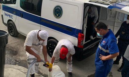 Industria Licorera de Caldas despachó 7.300 litros de alcohol glicerinado a Risaralda y Manizales