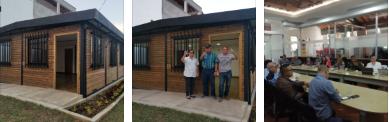 Disminución de delitos y casetas comunales En Rionegro disminuyen la extorsión, el homicidio y los hurtos a Residencia