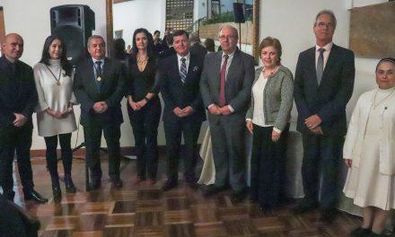 La CCMPC homenajeó cuatro empresarios e instituciones comprometidas con el desarrollo de la región